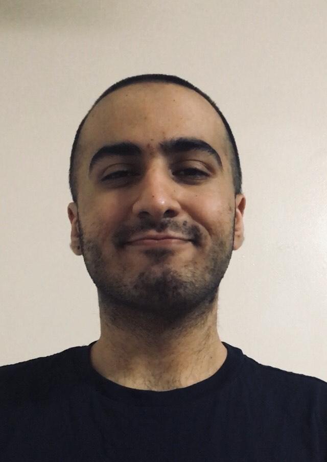 Photo of Ahmad Jabbar